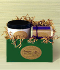 Sages Small Gift Box #3 - Sugar Scrubs and Bar Soap