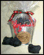 BUCKET OF COAL (Soap in Gift Bucket) - ON SALE - Product Image